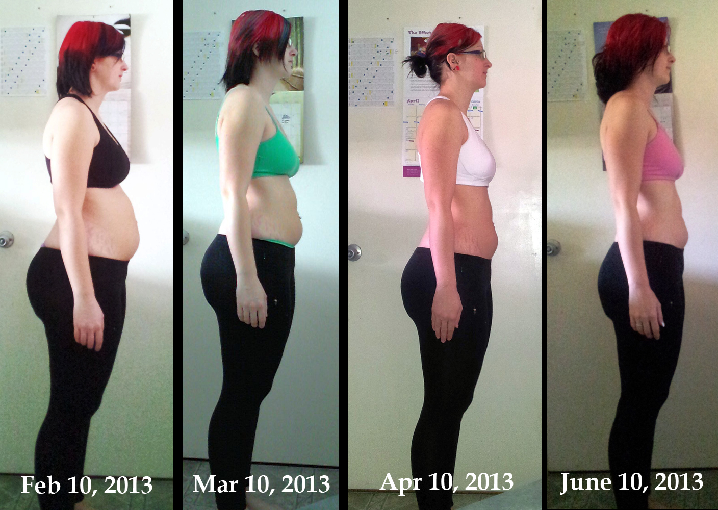 Lunges Results Before And After | www.galleryhip.com - The ...